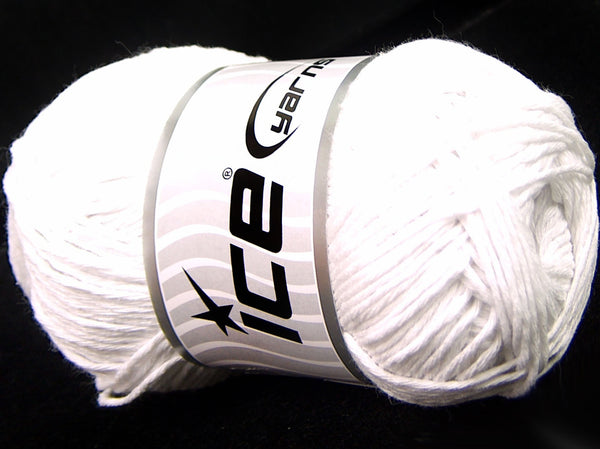 Natural Cotton Worsted Yarn Ice Yarn