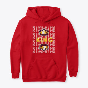KING Classic pullover Hoodie