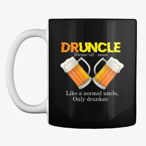 Druncle Definition Like A Normal Uncle