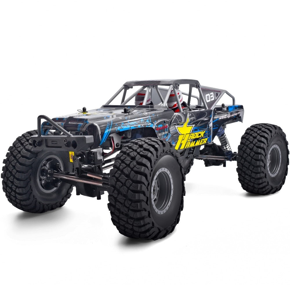 monster truck 4x4 rc