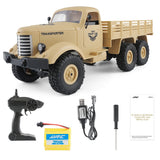 camion telecommande 1 16