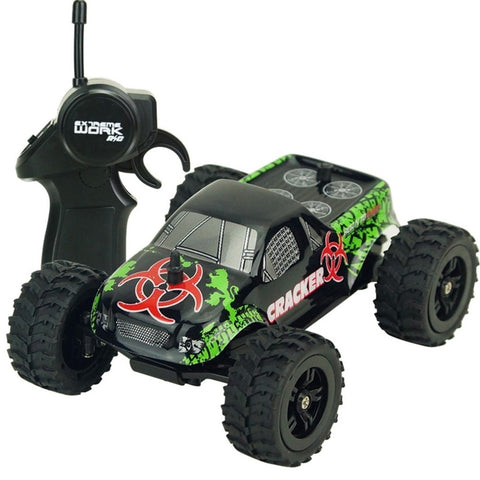 monster truck enfant telecommande