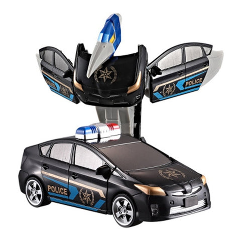 Voiture Police Transformable
