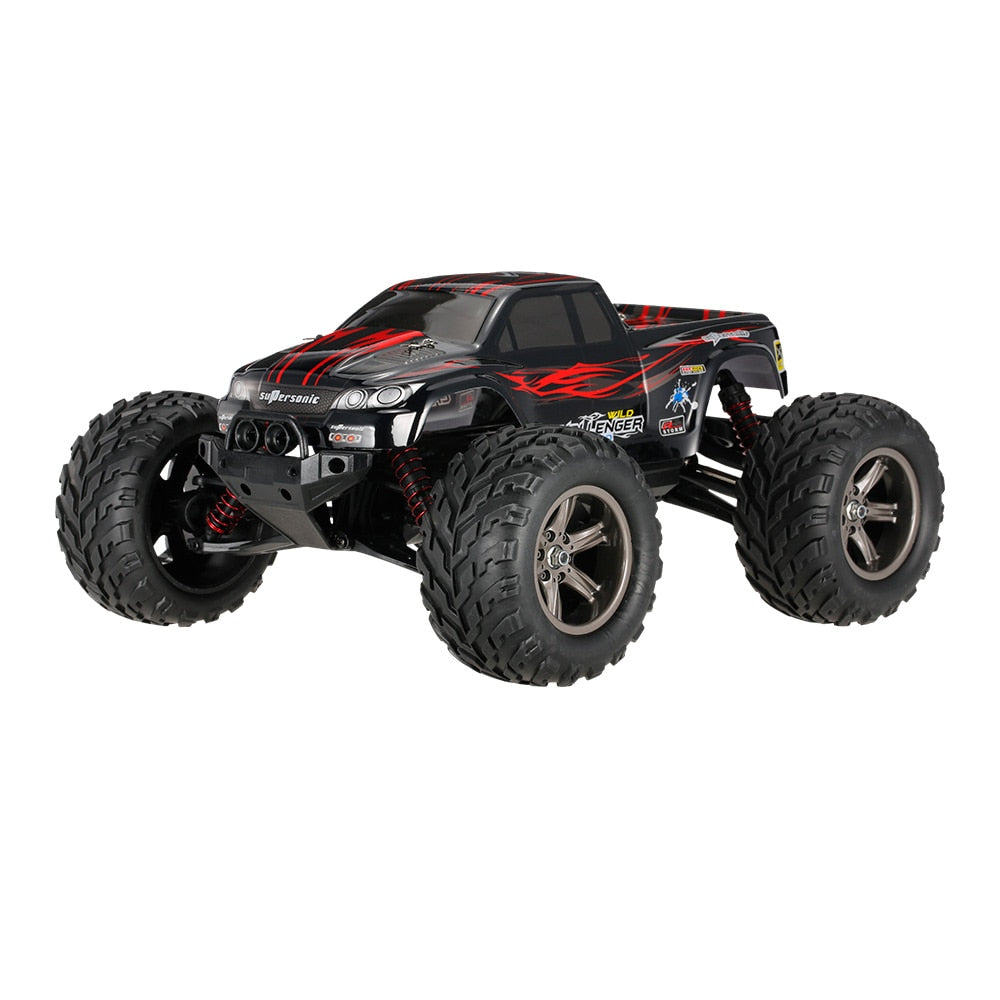 monster truck rouge rc