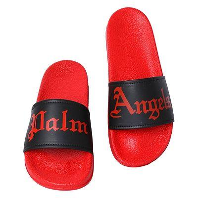 Men's Stylish Red Flip Flops