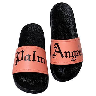 Men's Stylish Pink Flip Flops
