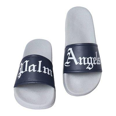 Men's Stylish Navy Blue Flip Flops