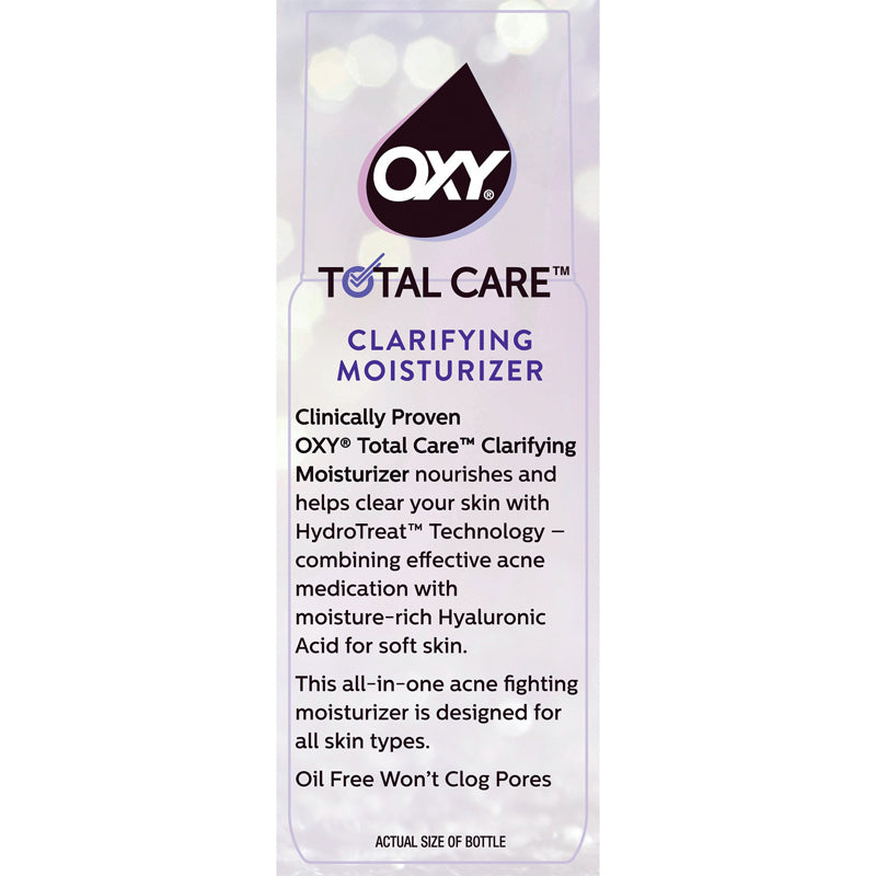Total Care® Clarifying Moisturizer