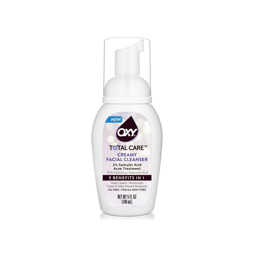 Total Care® Creamy Facial Cleanser