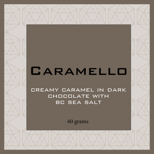 Caramello Pocket Chocolate Bar