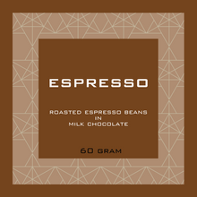 Load image into Gallery viewer, Espresso Pocket Chocolate bar