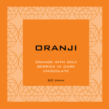 Load image into Gallery viewer, Oranji Pocket Chocolate Bar