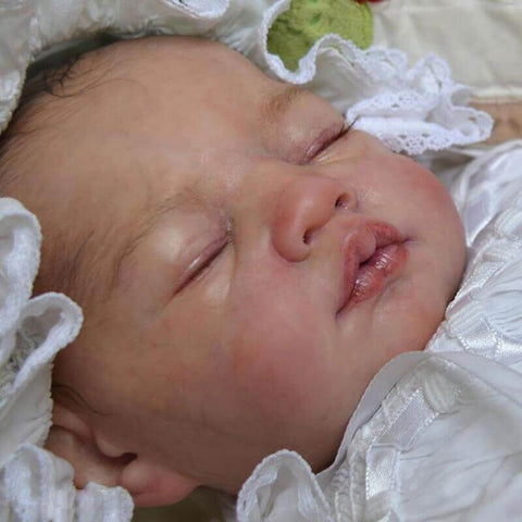 Closed Eyes Sleeping Reborn Dolls
