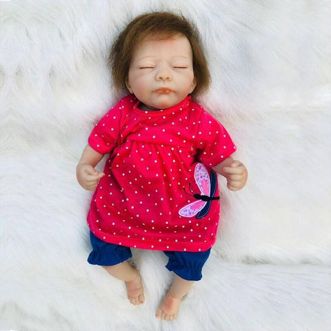 Brady: Starlight Reborn Baby Doll Girl - Kiss Reborn