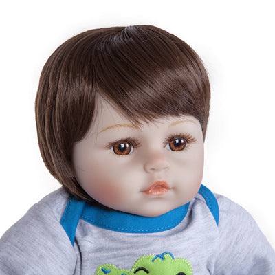 Gale: Delicate Face Soft Hair Lifelike Reborn Toddler Boy - Kiss Reborn