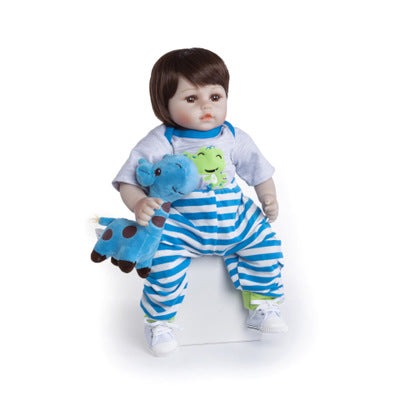Gale: Delicate Face Soft Hair Lifelike Reborn Toddler Boy - Newborn Doll