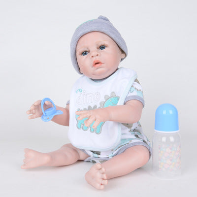 King: The Newest Realistic Blue Eyes Doll Boy - Kiss Reborn