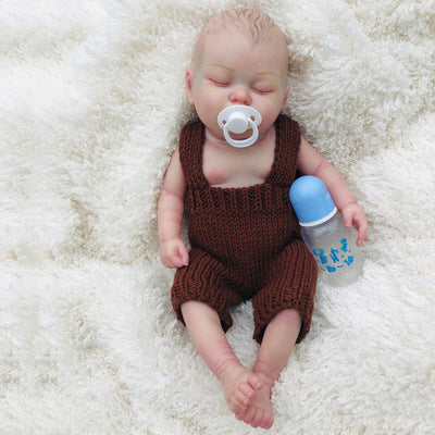 "Camila: 20"" Real Human Baby Full Body Silicone Doll Girl - Kiss Reborn"
