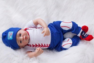 Jo: Super Realistic Prince Baby Doll Boy - Newborn Doll