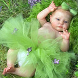 Elf Doris: Real Newborn Look Full Vinyl Reborn Baby Doll Girl for Adoption - Newborn Doll