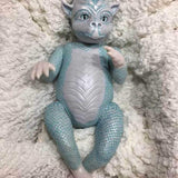 "Dragon Drake: 22"" Sharp Eyes Dragon Baby Doll - Kiss Reborn"
