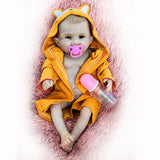 Andrea: Cheerful Realistic Baby Doll Girl - Kiss Reborn