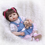 Abigail: Chinese Style Cute Face Reborn Toddler Girl - Newborn Doll