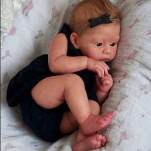 Leo: High-quality Vinyl Alive Reborn Baby Doll Boy - Newborn Doll