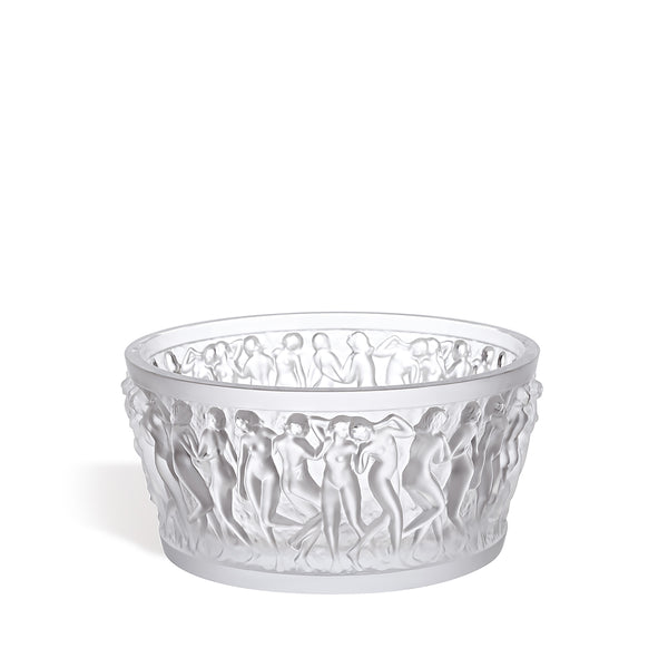 Lalique Bacchantes Bowl in Clear