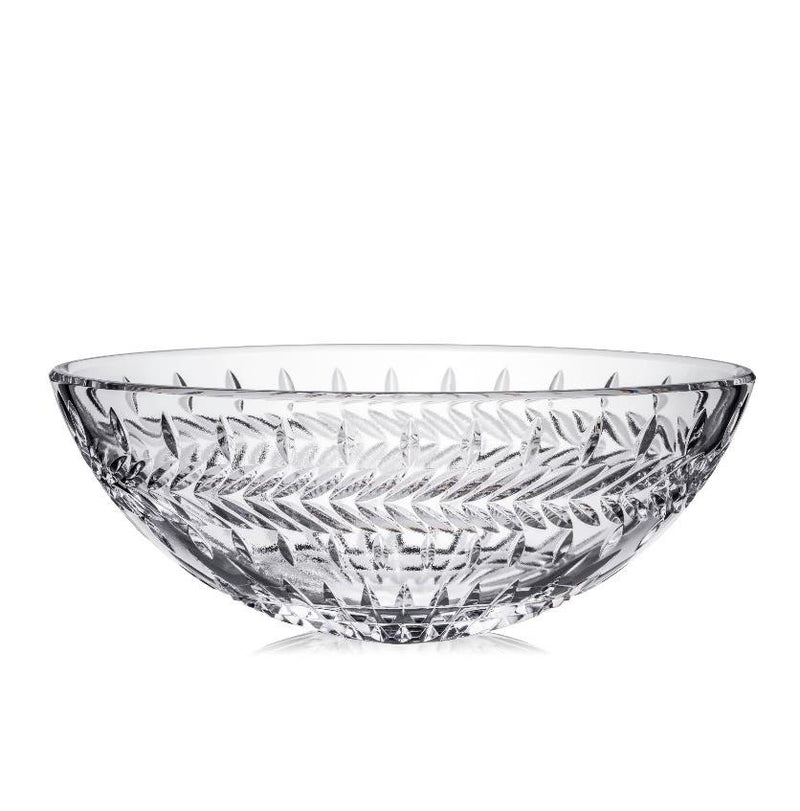 Waterford Crystal Meg Oval Bowl