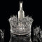 Waterford Crystal Lismore Diamond 13 Piece Vodka Chill Set