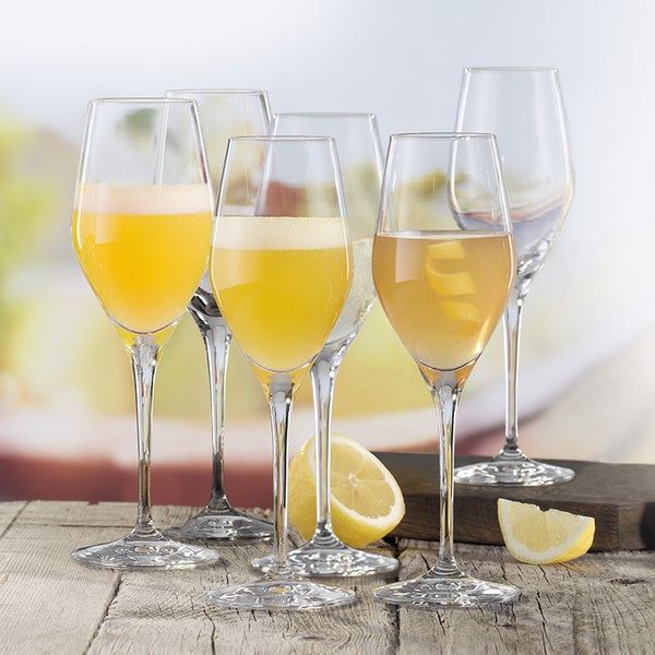 Spiegelau BBQ & Drinks Prosecco Glass, Set of 6
