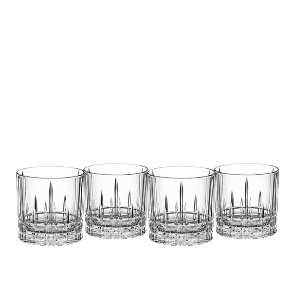 Spiegelau Perfect Serve Single Old Fashioned Glass, Set of 4