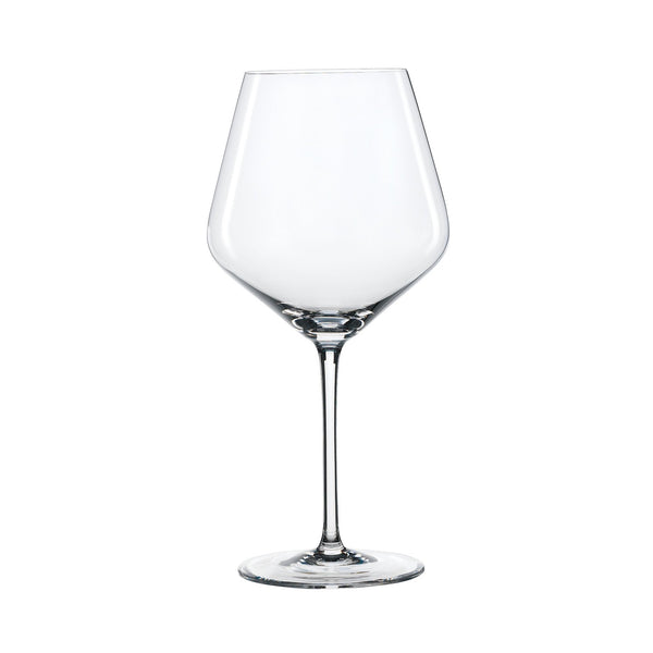 Spiegelau Style Burgundy Glasses, Set of 4