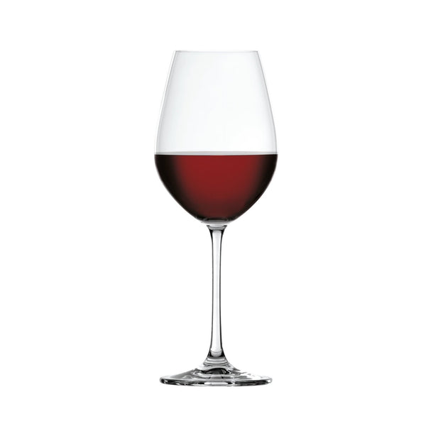 Spiegelau Salute Red Wine Glasses, Set of 4