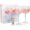 Creative Tops Ava & I Gin Goblet Set with Stirrer and Jigger