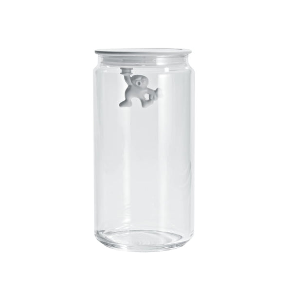 Alessi Gianni Glass Box in White 140cl