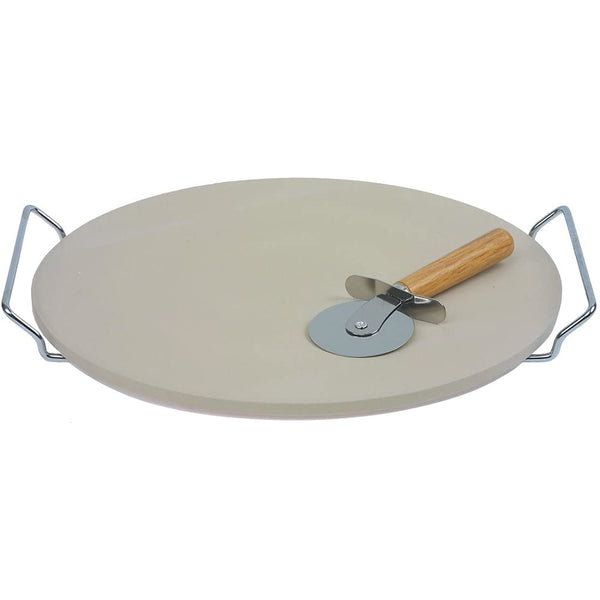Dexam Italian Pizza Stone Set