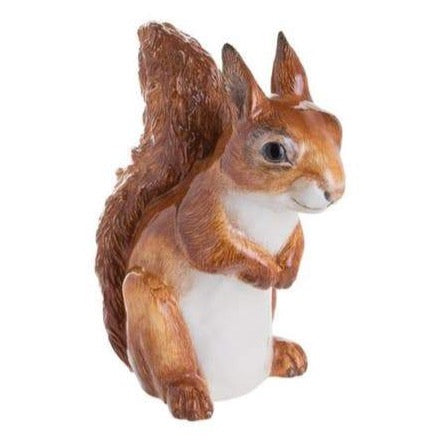 John Beswick Animal Money Bank - Squirrel