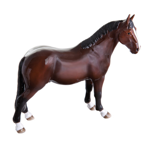 John Beswick Horses - Hunter (Bay)