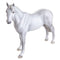 John Beswick Horses - Thoroughbred Stallion Steel (Grey)