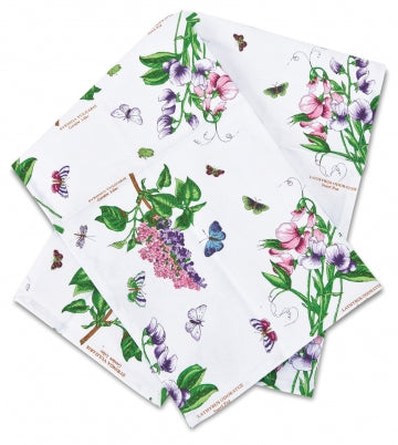 Pimpernel for Portmeirion Botanic Garden Tea Towel