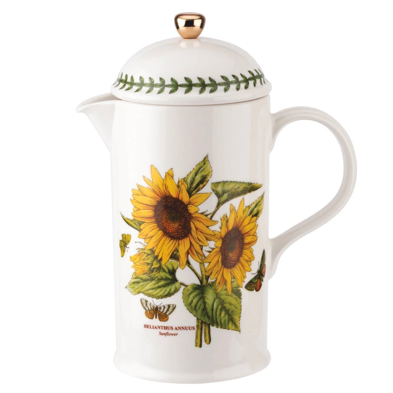 Portmeirion Botanic Garden Cafetiere - Sunflower