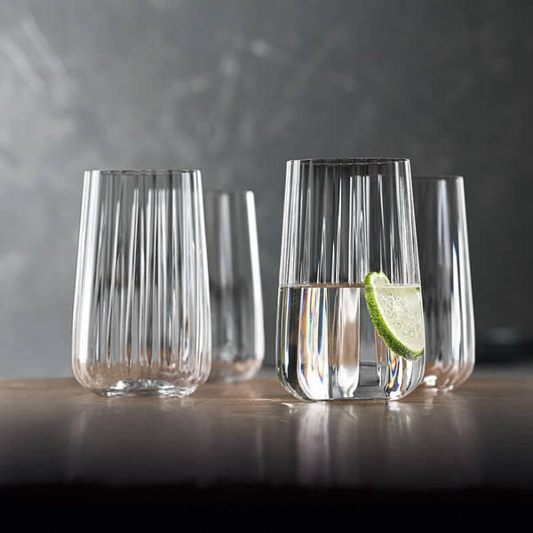 Spiegelau LifeStyle Long Drink Set - Set of 4
