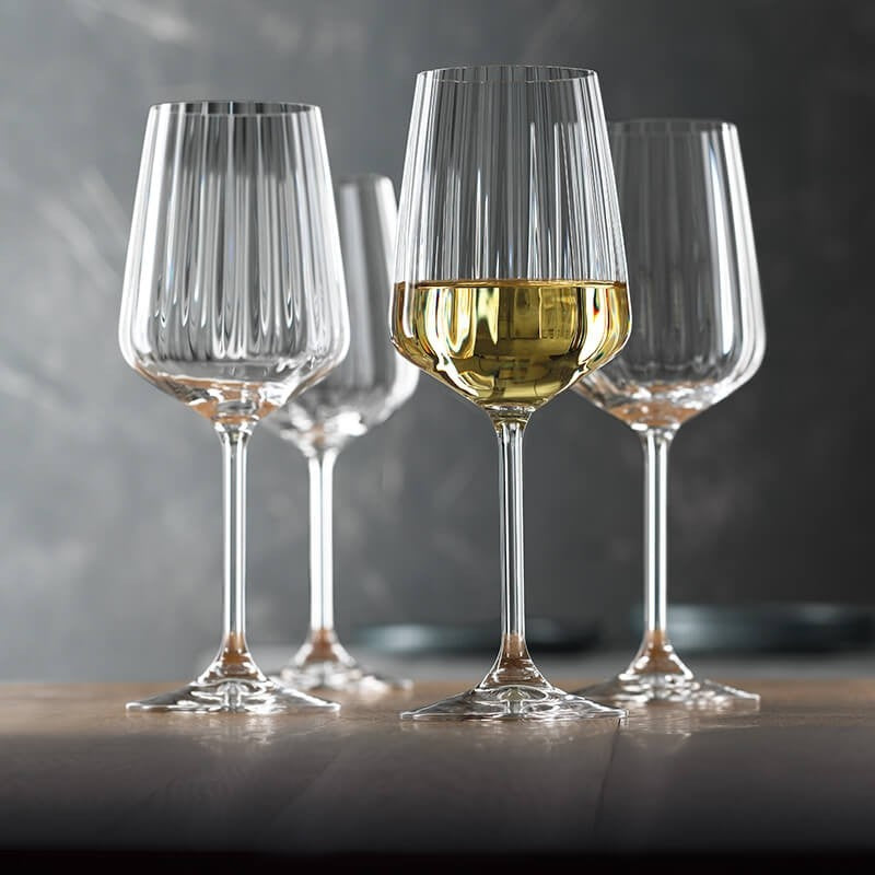 Spiegelau LifeStyle White Wine Set - Set of 4