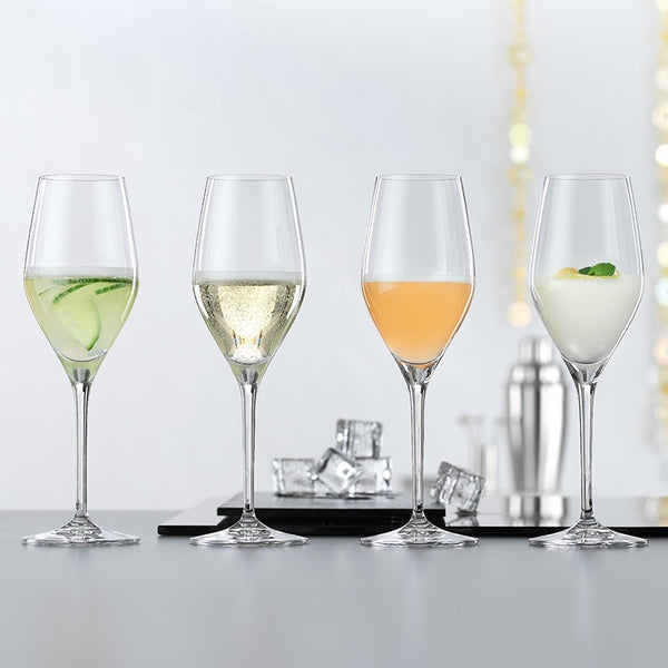 Spiegelau Prosecco Glasses Set - Set of 4