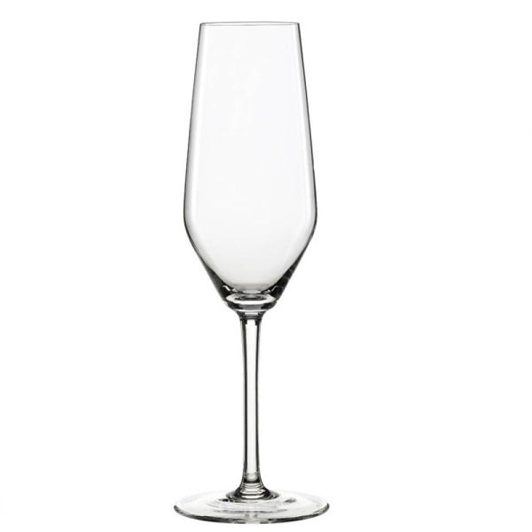 Spiegelau Style Champagne Flutes, Set of 4