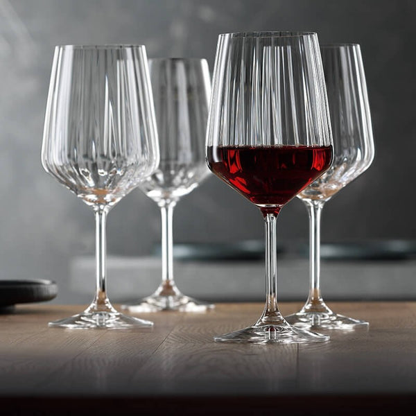 Spiegelau LifeStyle Red Wine Set - Set of 4