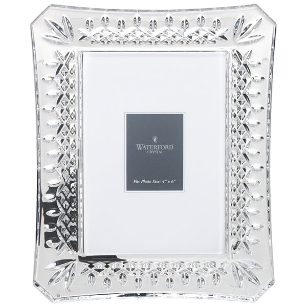 Waterford Crystal Lismore Picture Photo Frame 4 x 6
