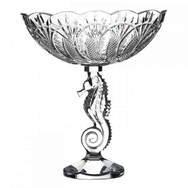 Waterford Crystal Prestige Seahorse Centrepiece Bowl 25cm